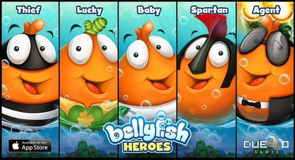 Duello Games'den Bellyfish