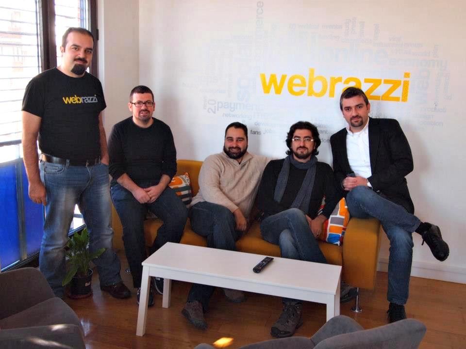 Oyunder Webrazzi'yi ziyaret etti