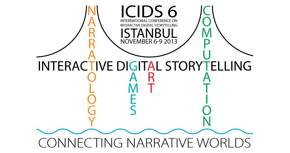 Oyunder olarak ICIDS 2013'teydik