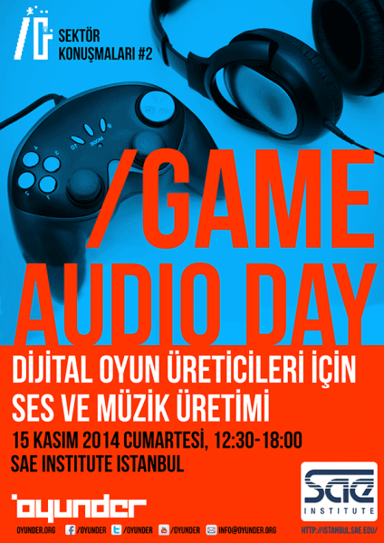 /Game Audio Day