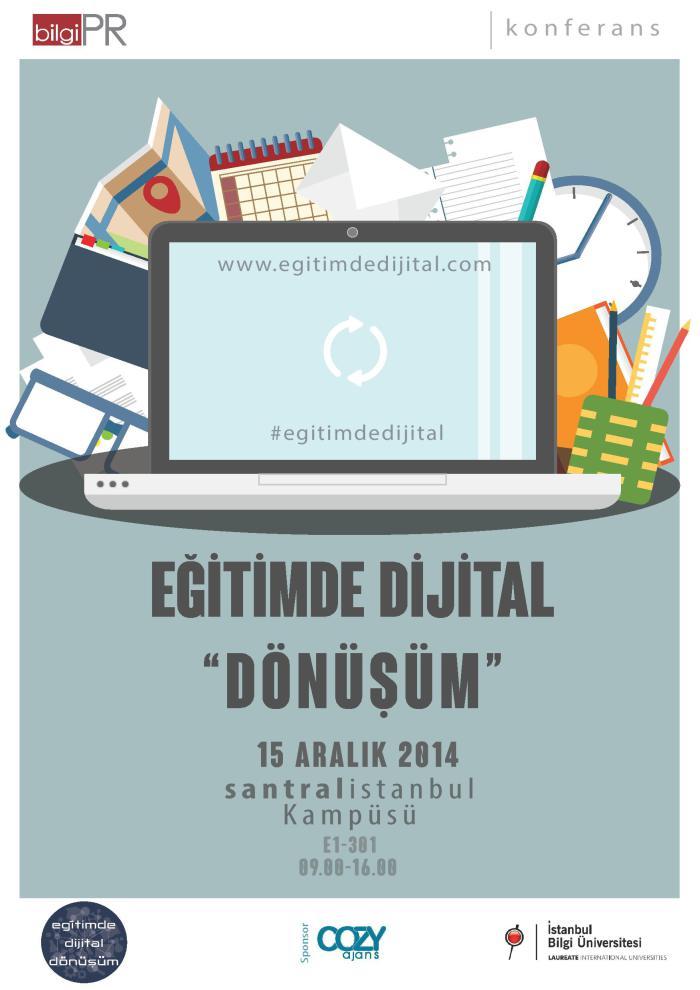Eğitimde Dijital Dönüşüm Konferansı