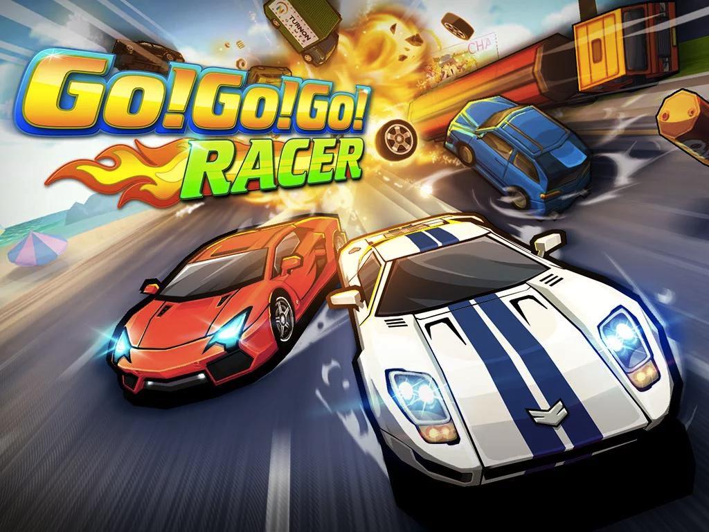 GO!GO!GO!:RACER TAM GAZ iOS VE ANDROID'E GELİYOR!