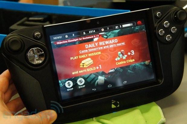 Android İşletim Sistemli Oyun Tableti Wikipad 24 Aralık'ta Türkiye'de!