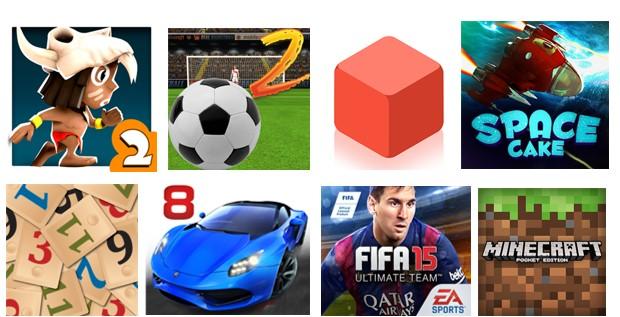Microsoft Türkiye Blog 2014'ün en sevilen Windows 8 ve Windows Phone oyunlarını açıkladı