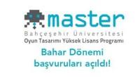 Bahçeşehir Üniversitesi Oyun Tasarımı Yüksek Lisans Programı ikinci yarıyılı olan bahar döneminde de başvuru kabul edeceğini duyurdu.