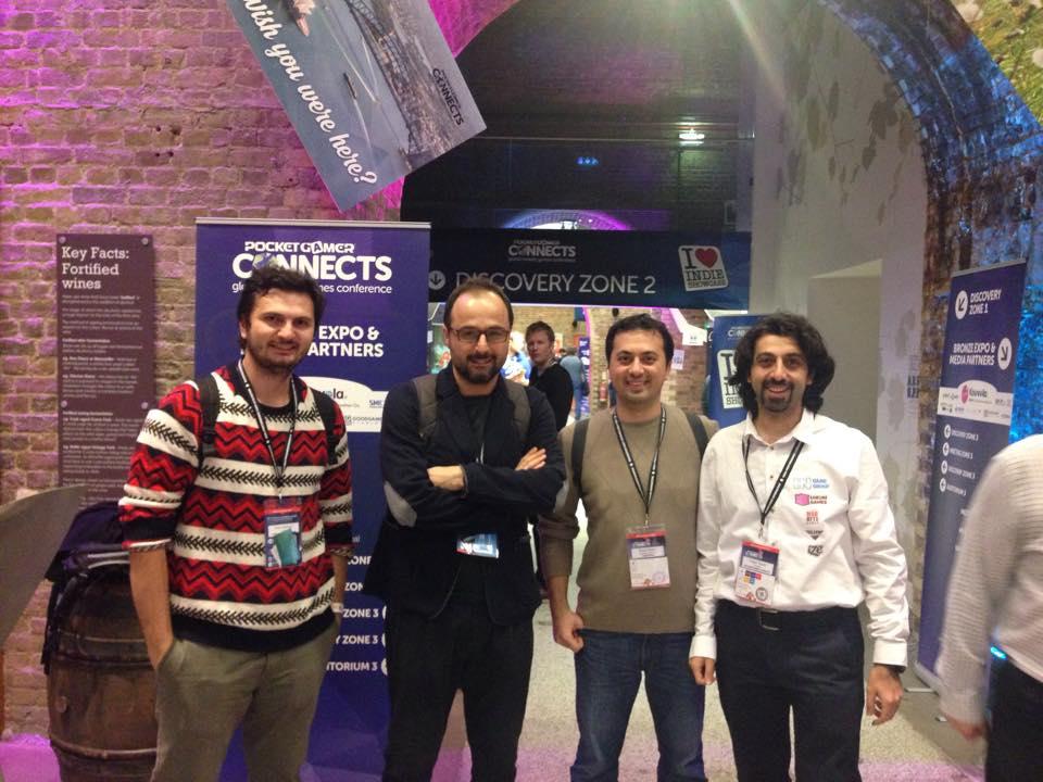 Emre Pehlevan (Gripati), Tuncay Büyükoğlu (Ingame Group), Başar Simitçi (Joyful Works ve Oyunder), Özgür Soner (Ingame Group)
