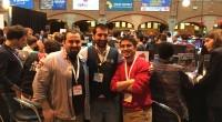 Oyunder'in Casual Connect 2015 kampanyasından ücretsiz davetiye kazanan ByNoGame yöneticisi Murat Kömürcü ve ByNoGame pazarlama müdürü Figen Çakmak, etkinlik ile ilgili izlenimlerini aktardılar.