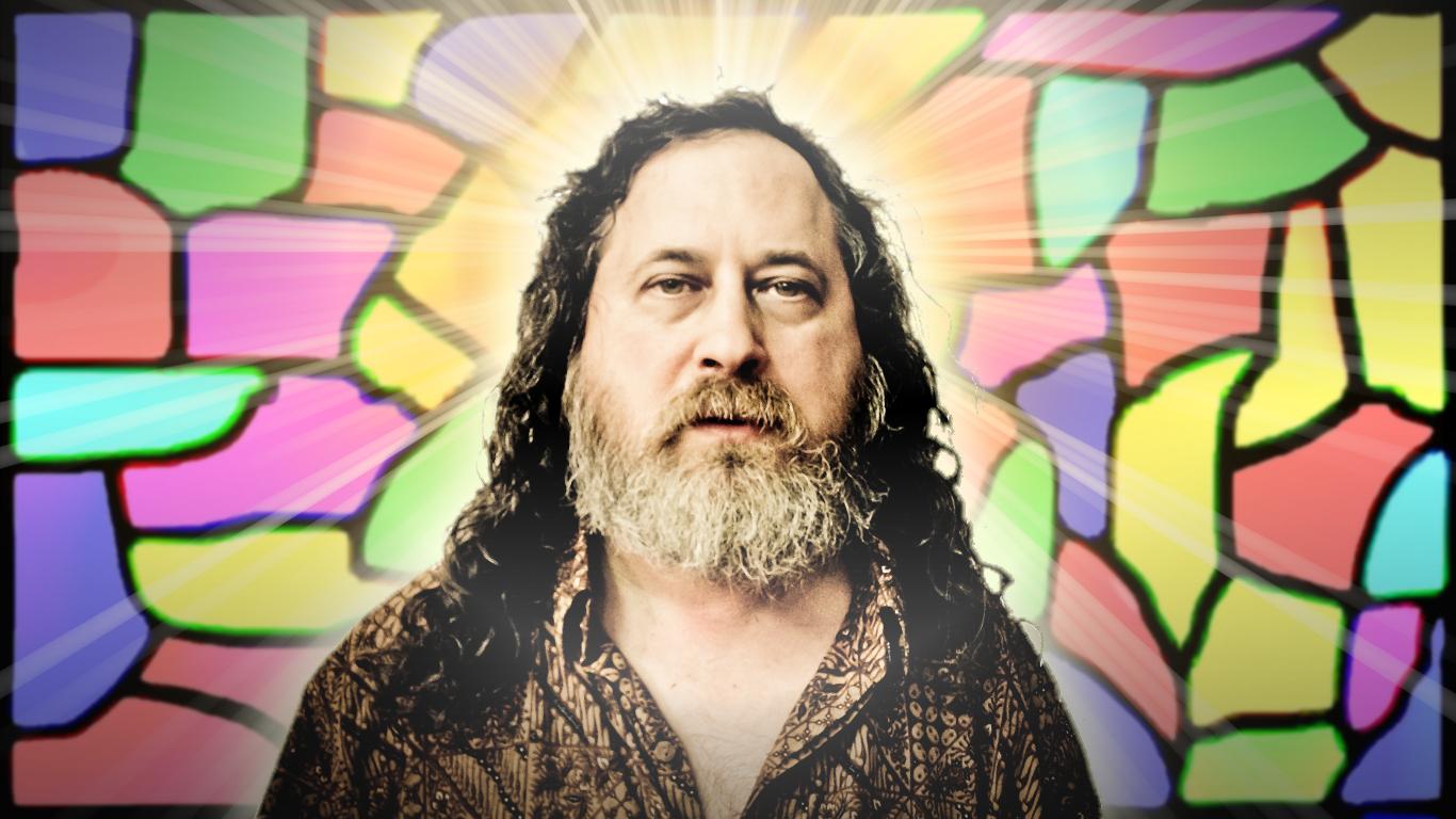 Dr. Richard M. Stallman Türkiye'de