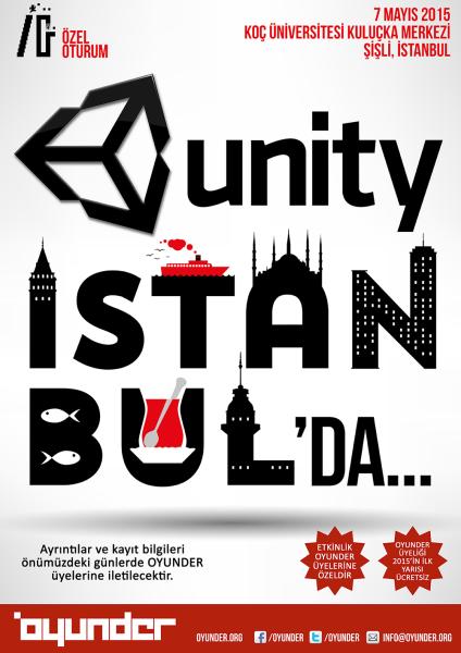 UNITY İstanbul'da!