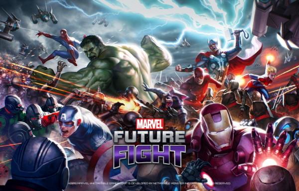 Netmarble'ın yeni oyunu Marvel Future Fight yayınlandı