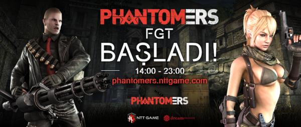 Basın Bülteni: Phantomers FGT Başladı!