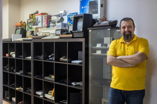 Türkiye'nin ilk ve tek Dijital Oyun ve Konsolları Sergisi görücüye çıkıyor