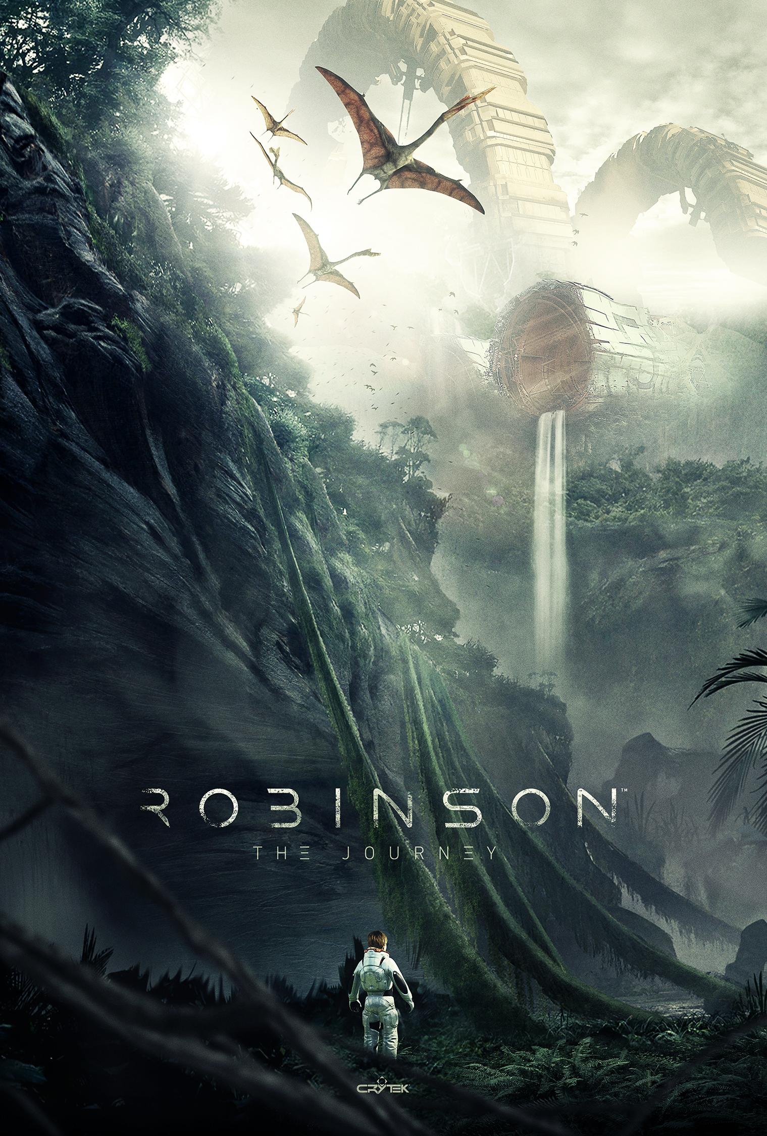 Crytek ile Heyecan Verici Bir Gerçekliğe Adım Atın! Robinson: The Journey