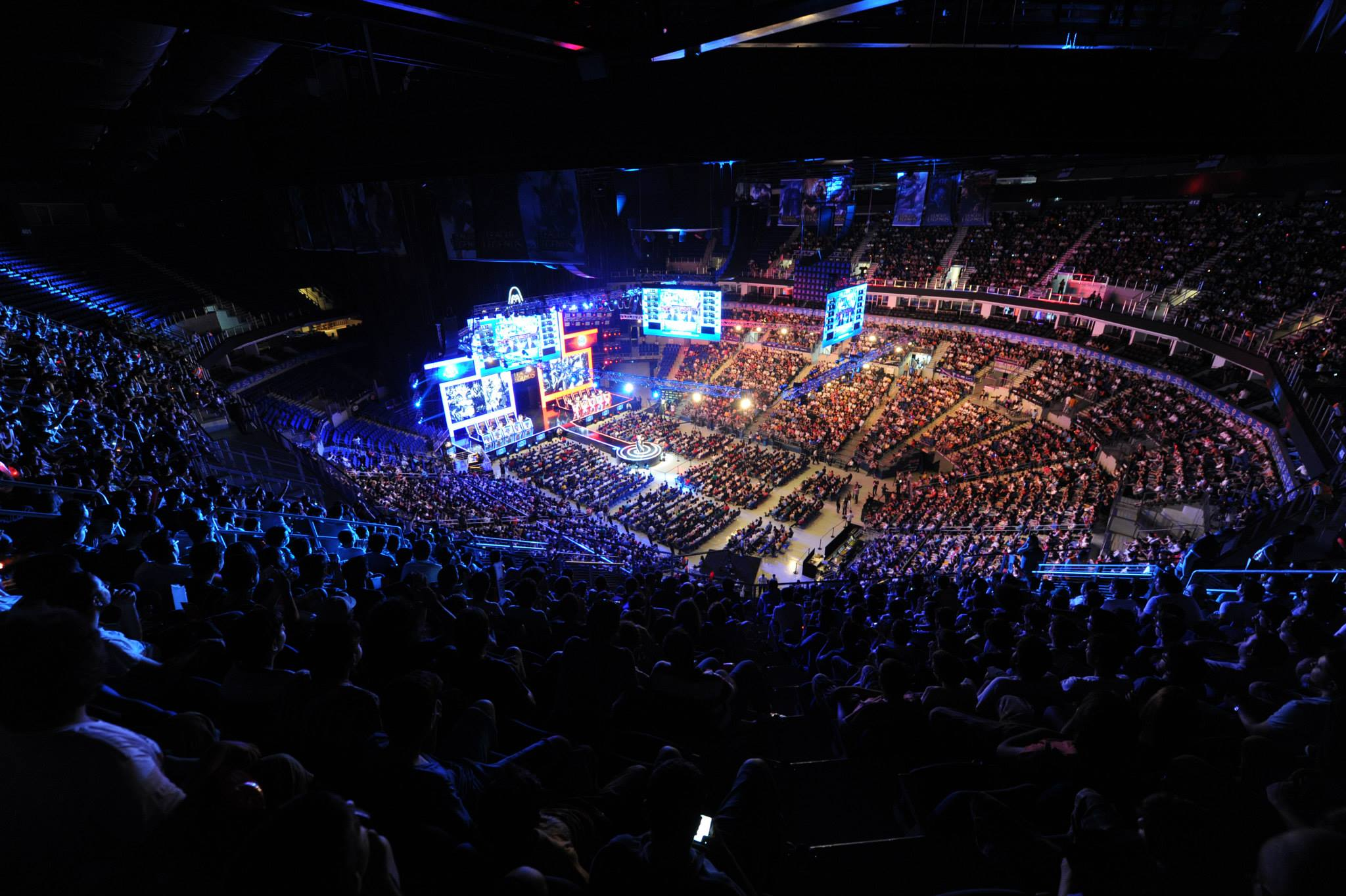 League of Legends Türkiye Büyük Finali Ülker Sports Arena'da Gerçekleşecek