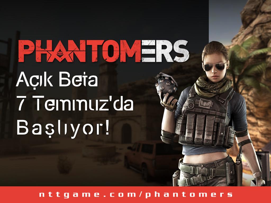 MSI Gaming Laptop Ödüllü Phantomers Açık Betası 7 Temmuz'da Başlıyor!