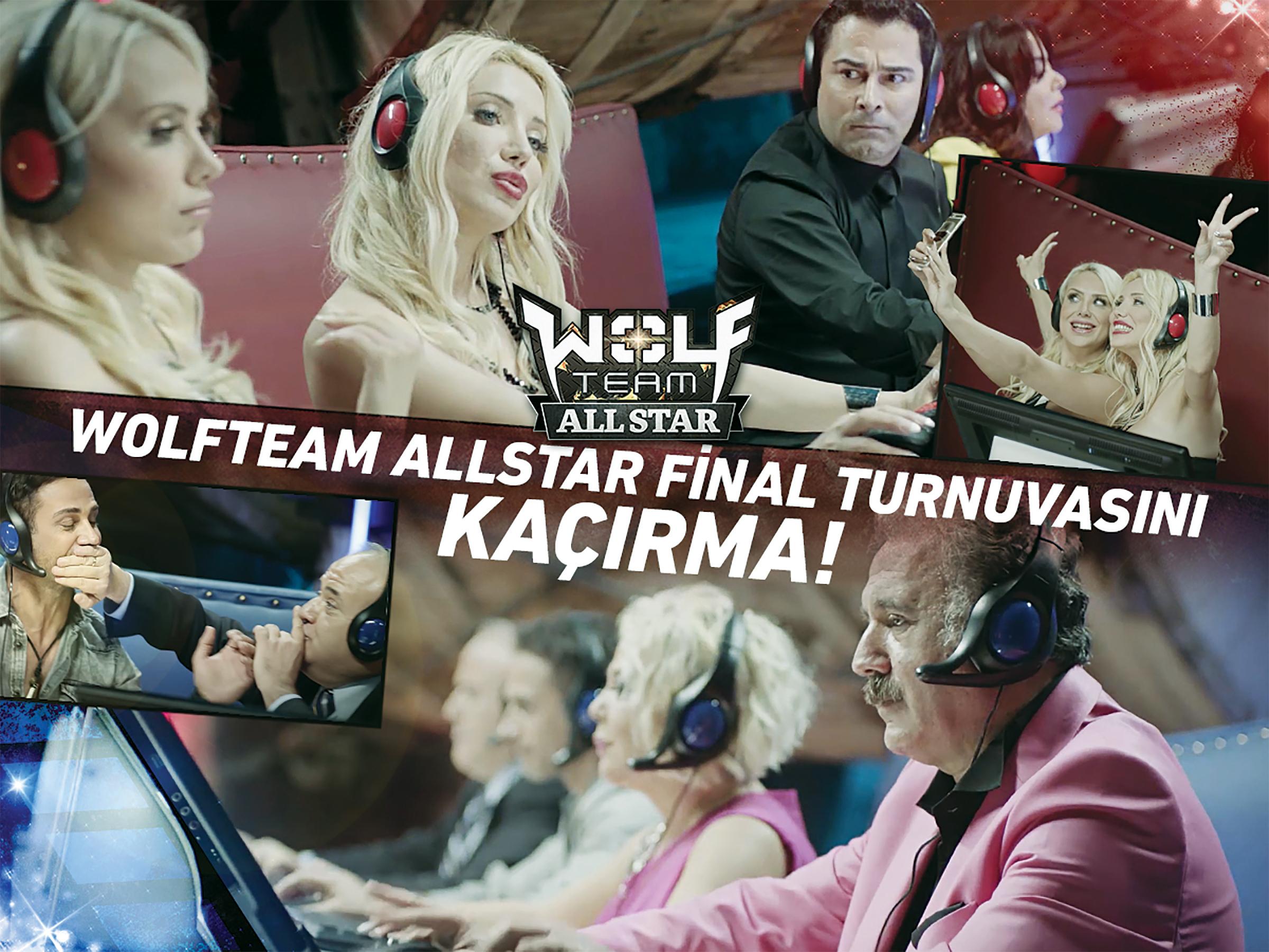 Yılın Karşılaşmasında Wolfteam All Star'ın Kazananı Belli Oldu
