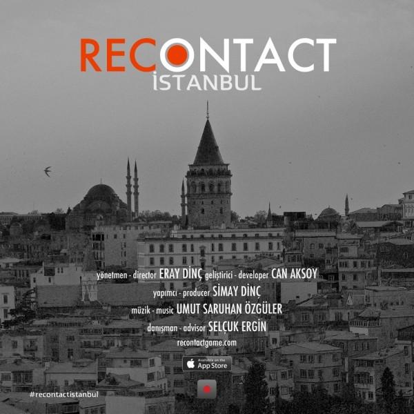 Recontact ilginç bir oyun deneyimi sunuyor