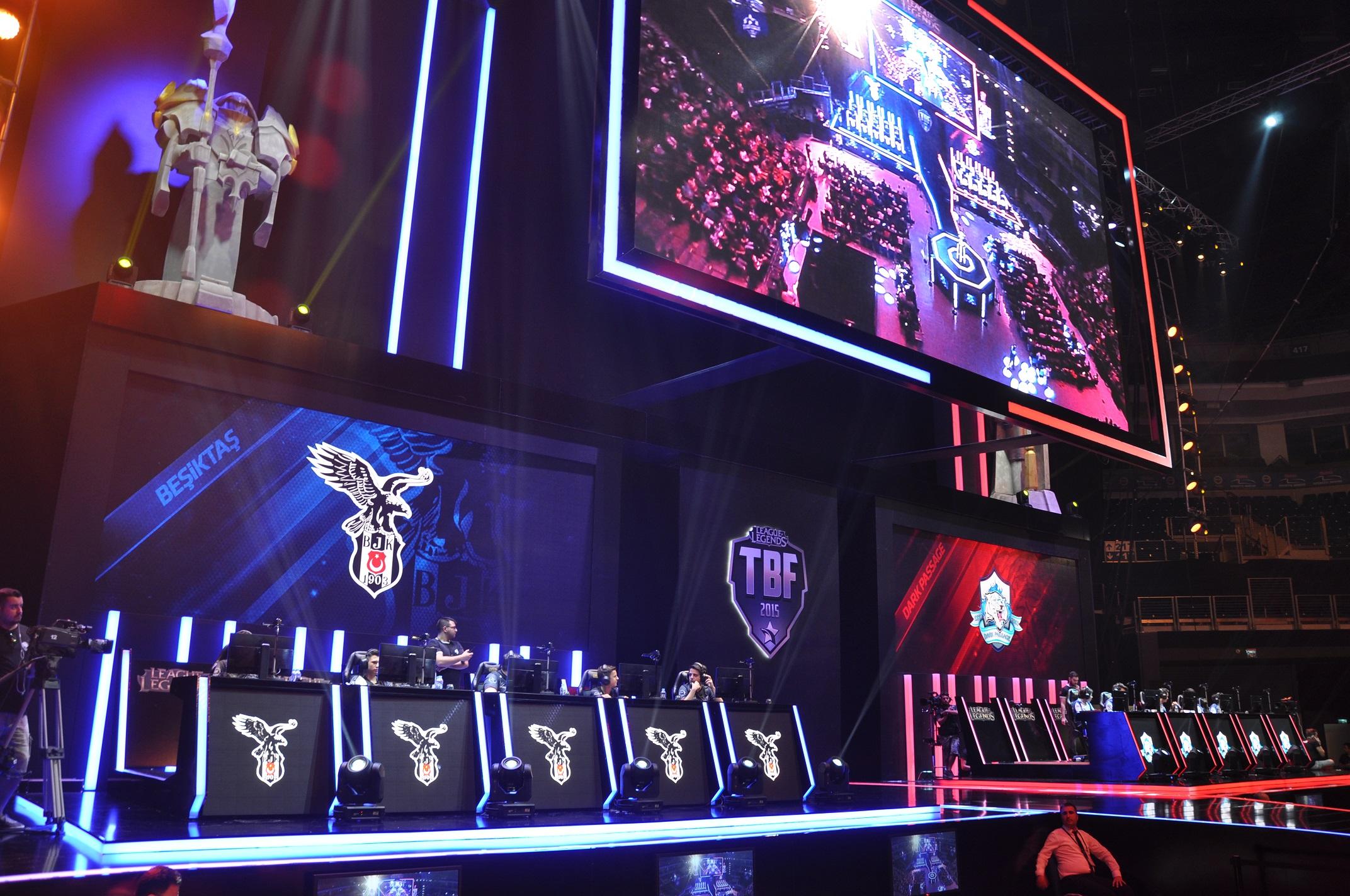 Şampiyonluk Ligi Türkiye Büyük Finali'ne Dark Passage Adını Yeniden Yazdırdı