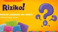 Riziko, Listelerde uzun süre 1. sırada yer alan Çarkıfelek oyununu yaratan ekipten yeni bir TV yarışma programı uyarlaması.