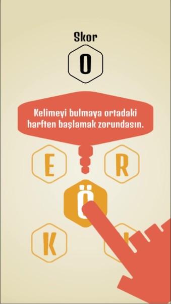 Chain of Letters (5 Harf 1 Kelime) yayınlandı