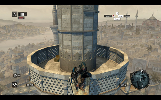 Assassin's Creed: Revelations, 2011