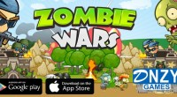 Zombie Wars: Invasion, iOS ve Android için çıktı.