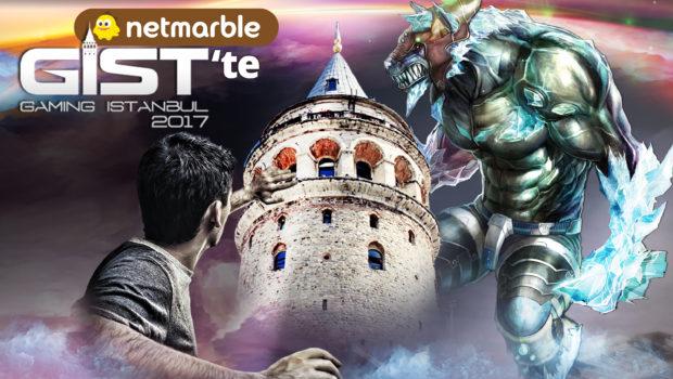 Netmarble, yayınlandığı ilk günden bu yana Türkiye'de ve dünyada büyük ilgi gören oyunlarıyla Gaming İstanbul'a katılıyor. Netmarble standına gelenler, fuar süresince çeşitli oyunları test etme imkânı bulacak. İstanbul Kongre Merkezi'nde […]