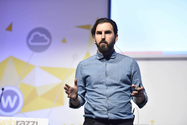 Aras Şenyüz -Webrazzi Mobil 2017 Konferansı