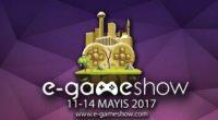 Elektronik oyun sektörünün bir araya geldiği ve renkli etkinliklere sahne olan E-Gameshow oyun yazılım ve donanımları fuarı, bu yıl Beytepe Kongre Merkezi'nde gerçekleştiriliyor. Elektronik oyun sektörünün Anadolu 'da ki en […]