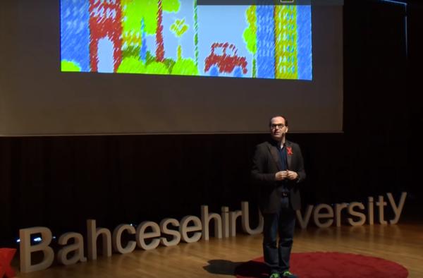 Ercan Altuğ Yılmaz - Bahçeşehir Üniversitesi'nde Oyunlaştırma'yı Anlatırken