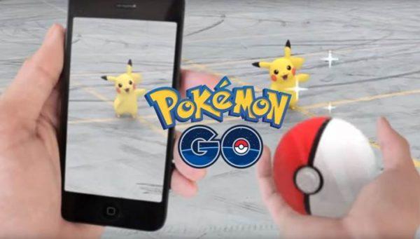 En İyi Mobil Oyun - Pokemon GO