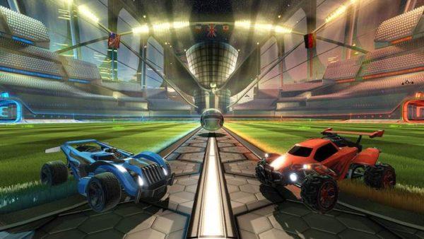 En İyi Gelişen Oyun - Rocket League