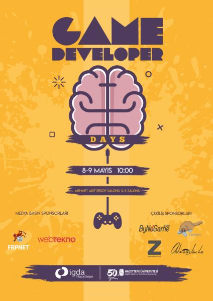 IGDA Hacettepe - Developer Days