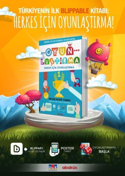 Herkes İçin Oyunlaştırma Türkiye'nin İlk Blippable Kitabı