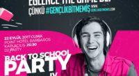 Point Hotel Barbaros bünyesindeki dijital etkinlik merkezi The Game For Big Kids, bu yıl dördüncüsünü düzenleyeceği sosyal sorumluluk projesi Back to School Party ile bir okulu daha sevindirecek. The Game, […]