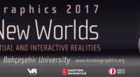 Eurasiagraphics 2017: Brave New Worlds Bahçeşehir Üniversitesi Game Lab 'ta BUG – Bahçeşehir Üniversitesi Game Lab 4-5 Kasım tarihlerinde Eurasiagraphics 2017: Brave New Worlds konferansına ev sahipliği yapıyor! Çalışma atölyeleri […]