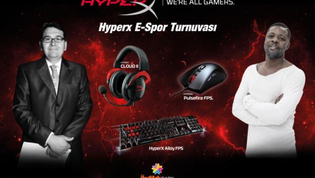 HyperX, 21 Ekim Cumartesi günü 12:00-19:00 saatleri arasında ÖzdilekPark İstanbul AVM'de FIFA 2018 PlayStation turnuvası düzenleyecek. Pascal Nouma'nın renk katacağı ve offline olarak 32 oyun tutkununun yarışacağı HyperX turnuvasına katılmak […]