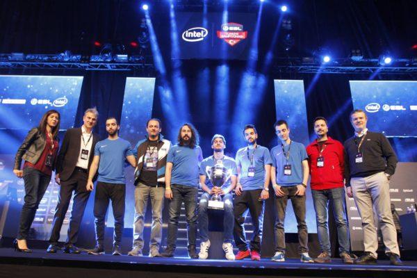INTEL ESL Türkiye DOTA 2 Şampiyonu Eski Jenerasyon