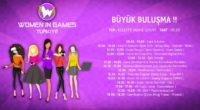 Türkiye oyun sektörüne ilgi duyan kadınlar bu fırsatı kaçırmasın! Türkiye'nin ilk Oyun Yapımcıları & Geliştiricileri Derneği OYUNDER, Women in Games Türkiye'nin kuruluşuna öncülük ederek Türkiye'nin başarılı oyun şirketlerinin kadın profesyonellerini […]