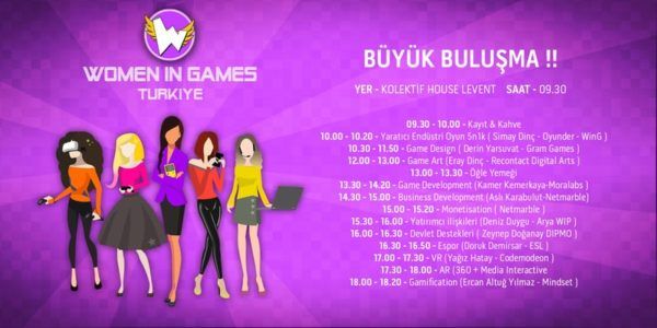Women In Games Türkiye