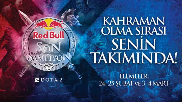 Bu yıl üçüncüsü düzenlenecek Türkiye'nin en büyük Dota 2 Turnuvası olarak akıllara kazınan Red Bull Son Şampiyon, bir kez daha kahramanlarını bekliyor. Geçen sene büyük coşkuyla karşılanan ve Dota 2 […]