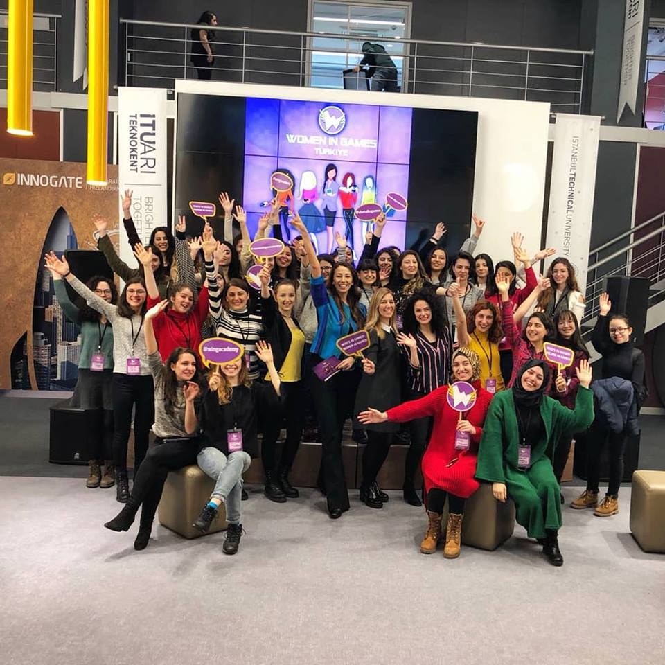Women in Games Turkey