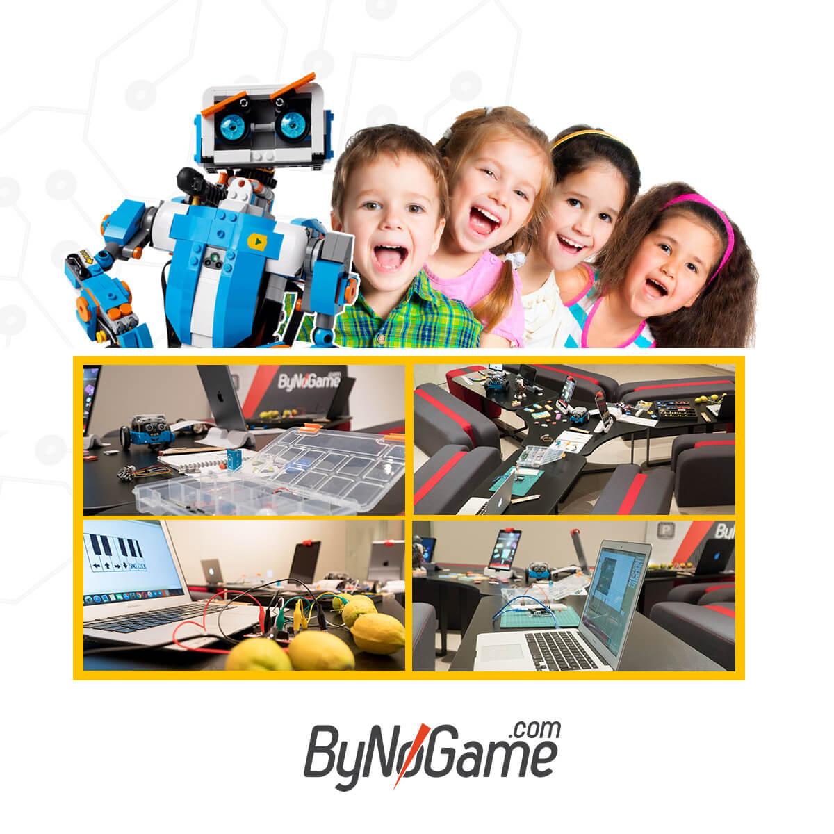 BynoGame Robotik ve Oyun Programlama