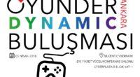 Oyunder Ankara etkinlikleri Dynamic adını verdiğimiz özel sektör etkinlikleri dizisi ile başlıyor. Ankara temsilcimiz Moralabs ve Kamer Genç tarafından organize edilen etkinliğimize Bilkent Cyberpark ev sahipliği yapacak. Oyunder bu etkinlikler […]