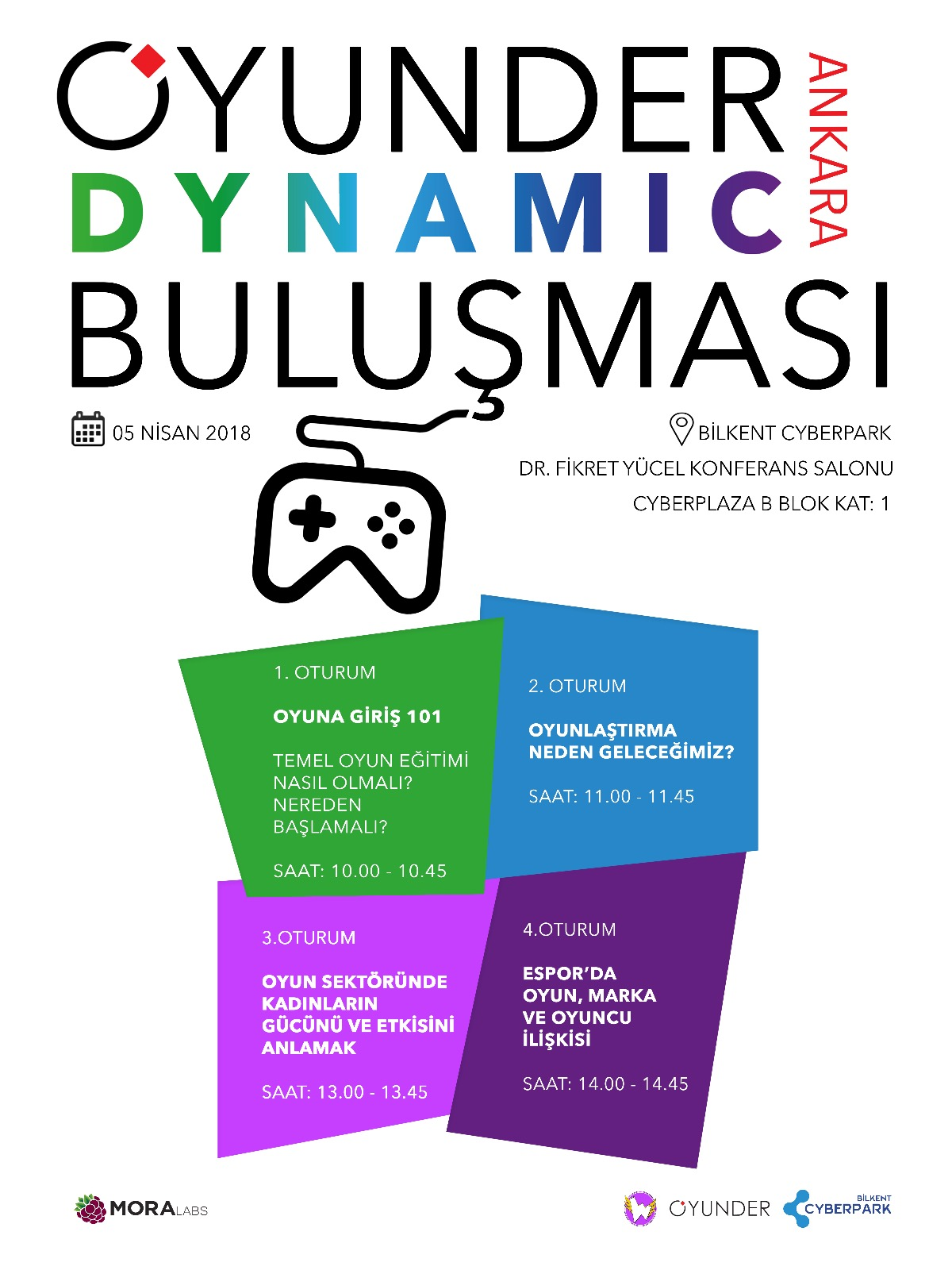 Oyunder Dynamic Ankara