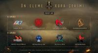 League of Legends'ın2018 Kış Mevsimi FinalişampiyonuBAUSuperMassive,MSI (Mid Season Invitational) 'da mücadele etmeye hazırlanırkenrakipleri de belli oldu. Kış Mevsimi Finali 2018'in son maçında Royal Bandits ilekarşı karşıya gelen ekip maçı 3-1 […]