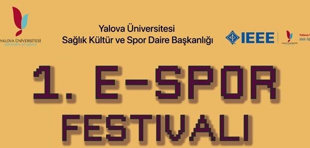 Yalova Üniversitesi'nin ev sahipliğinden düzenlenen 1. eSpor festivali, 28-29 Nisan tarihinde kapılarını katılımcılara açacak. Okulun sadece dersler ve sınavlardan değil aynı zamanda eğlenmekten ve birliktelikten de ibaret olduğunu tüm öğrencilere […]