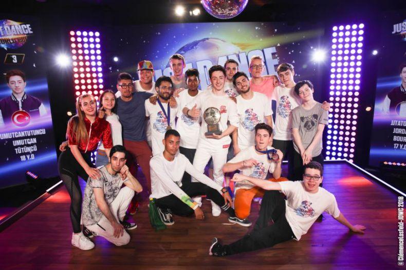Umutcan Tütüncü 2.Kez Dünya Just Dance Şampiyonu