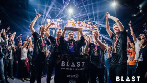 29 Eylül 2018 tarihinde finali gerçekleştirilen BLAST Pro Series İstanbul, 8.000 biletli seyirci karşısında Ülker Spor ve Etkinlik Salonu'nda gerçekleştirildi. Dünyanın en iyi Counter Strike: Global Offensive takımları 250.000 dolar […]