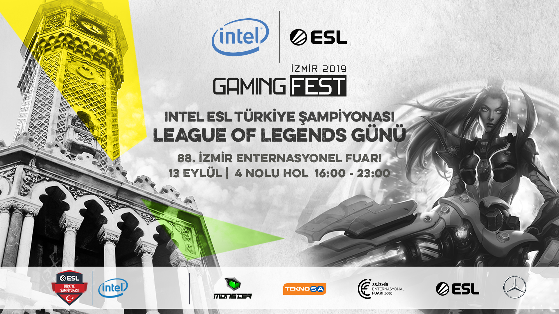 INTEL ESL GAMING FEST